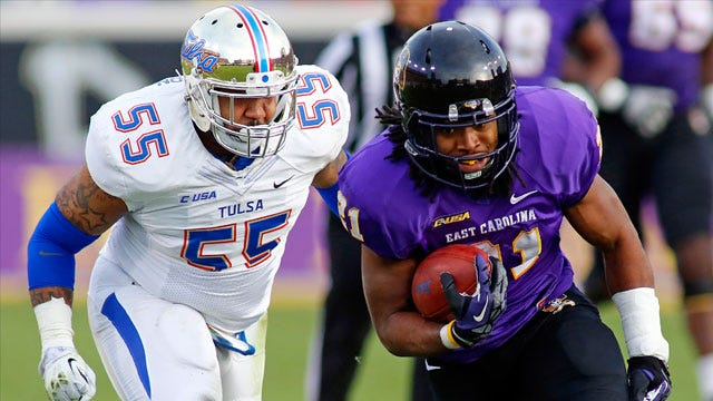 Shawn Jackson Named C-USA Defensive Player Of The Year