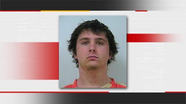 Teen Arrested In Theft, Arson Of Avant Volunteer Fire Department Truck