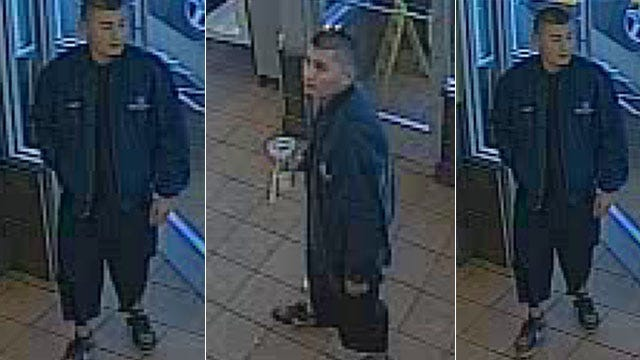 Police Seek Man Caught On Tape Stealing Pricey Clarinet From Tulsa McDonald's