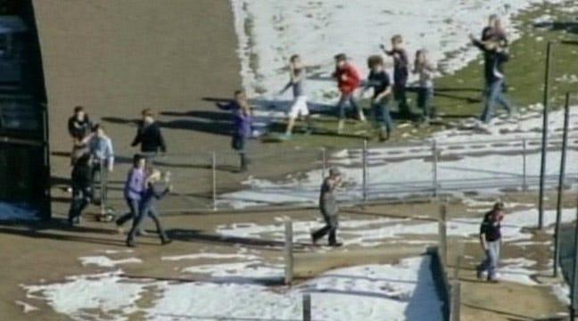Shooter Dead, 1 Critically Injured At Colorado High School