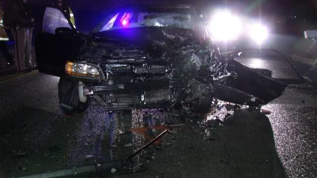 Drinking And Driving Suspected In Fatal Owasso Wreck