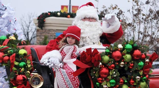 Many Green Country Towns Holding Christmas Parades Saturday