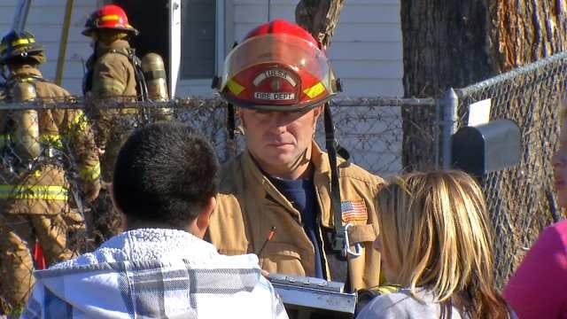 Four Adults, Four Children Lose Home To Tulsa Fire