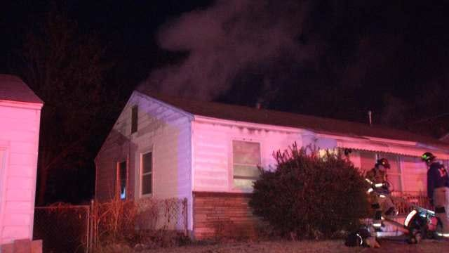 Tulsa House Fire Displaces Woman, Three Children