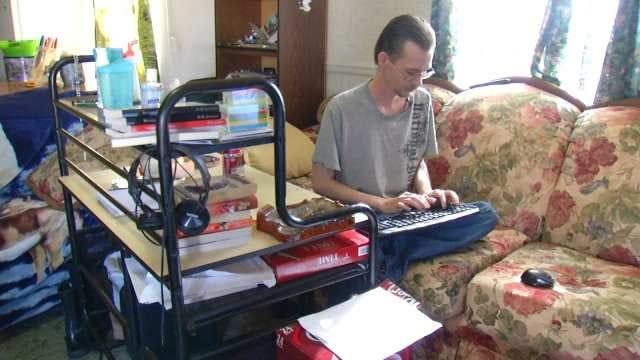 Tahlequah Man Makes New Life As Published Author