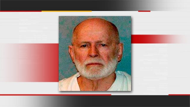 Convicted Mob Boss James 'Whitey' Bulger Transferred To Prison In OKC