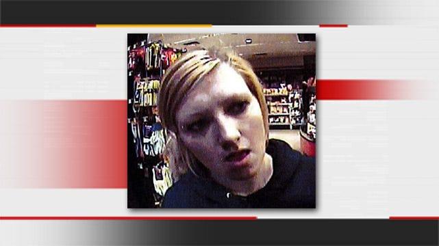 Tulsa Auto Theft Detectives Need Help Identifying Woman