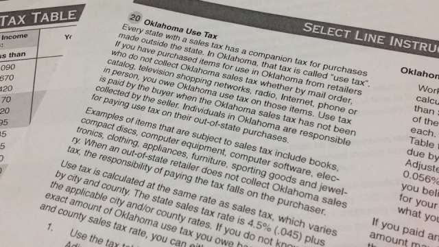 City Of Tulsa Says 97 Percent Of People Ignore 'Use Tax'
