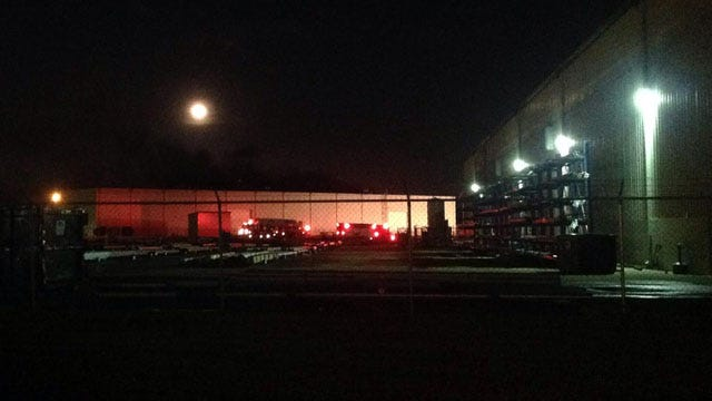 Chemical Spill Forces Sapulpa Businesses, Residents To Evacuate