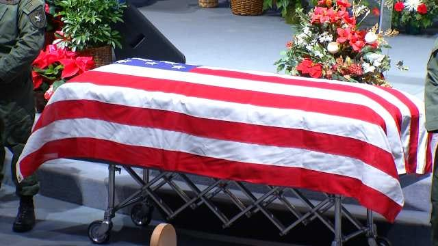 Claremore Mayor Laid To Rest
