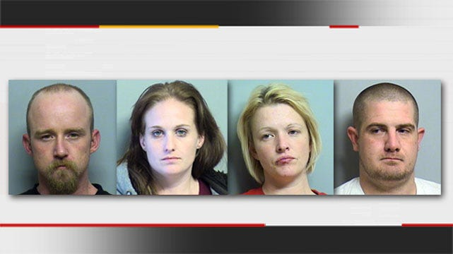 Four Jailed In Tulsa For Stealing Mail to Make Counterfeit Checks