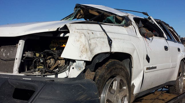 Tulsa Police: Driver Interviewed In Fatal Highway 169 Crash