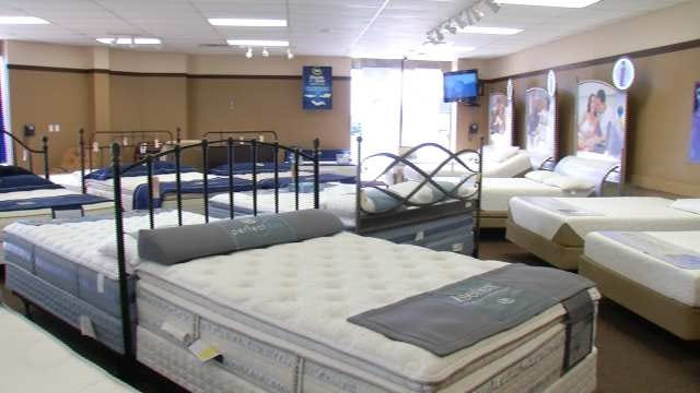 Masked Gunman Robs Snow's Mattress Store In Broken Arrow