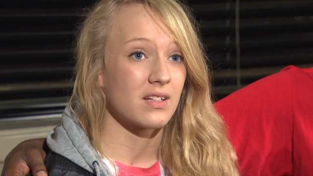 Tulsa Teen's Parents Upset With Her Treatment By Houston Police