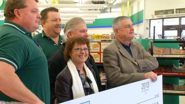 Bixby Woman Hurdles Cancer Scare, Wins $10,000 In Same Week