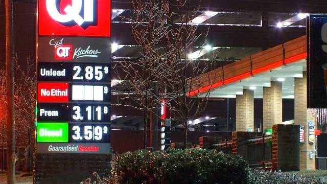 Tulsa Gasoline Prices Lowest In The Country