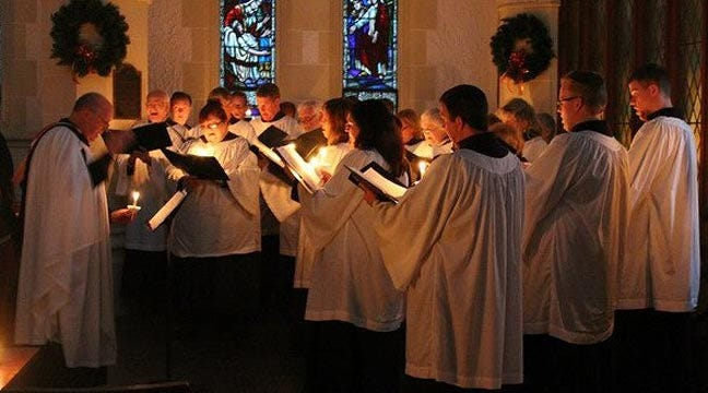 Christmas Eve Services Underway Across Green Country