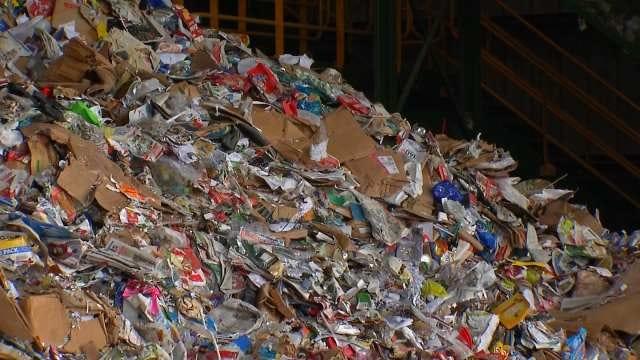 Tulsa's American Waste Control Turns Trash Into Energy