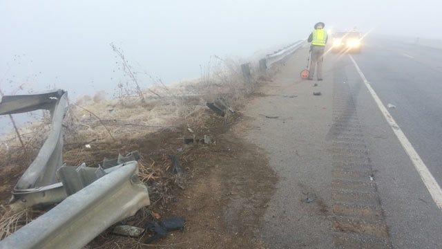 OHP Identifies Driver Killed In Crash On Highway 412 At Keystone Lake