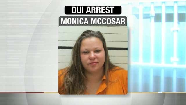 Bystanders Say They Stopped Muskogee Woman From Driving Drunk With Kids