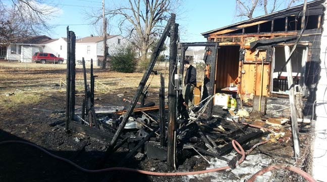 Tulsa House Fire Displaces Family Of 7