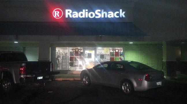Alarm System Foils Potential Burglars At Tulsa Radio Shack