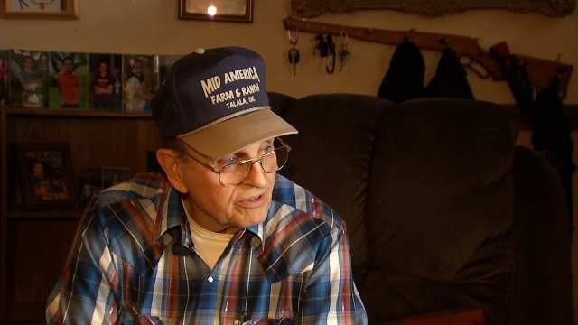 Rogers County Man Frustrated With 911 System After Son-In-Law Dies