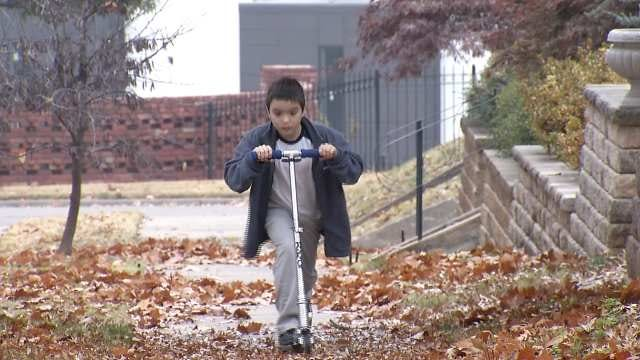 Tulsa Boy Fighting To Get Back His Stolen Bike