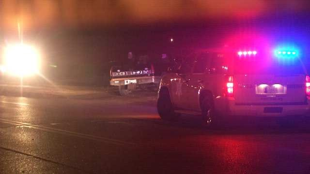 Two Arrested After Fight With Tulsa County Sheriff's Deputy