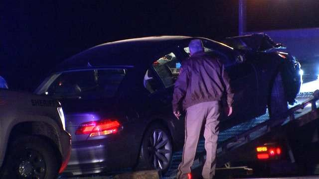 Horse Hit By Car, Killed On Highway 75 In Sperry
