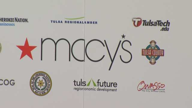 Macy's Getting Tax Break For Building In Tulsa County