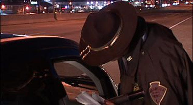 OHP, ABLE Plan Major Crackdown On New Year's Eve Drunk Drivers