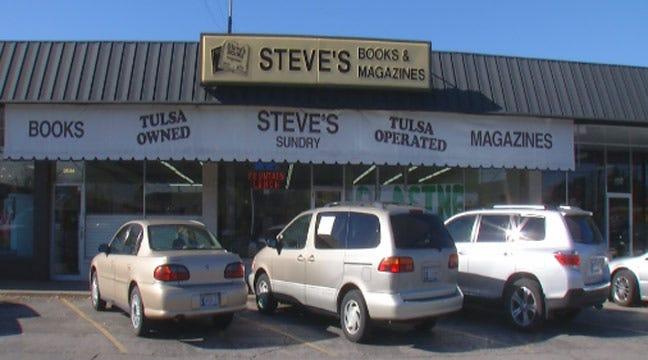 Tulsa Says Goodbye To Steve's Sundry Bookstore
