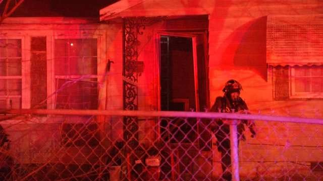 Fire Damages Tulsa Home Using Fireplace As Heat Source
