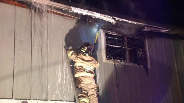Smoking Blamed For Tulsa Apartment Fire That Displaced 14