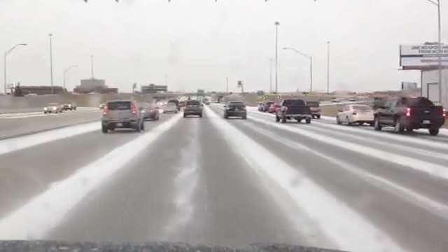 Green Country Cities Prepared For Slick Roads In Winter Storm