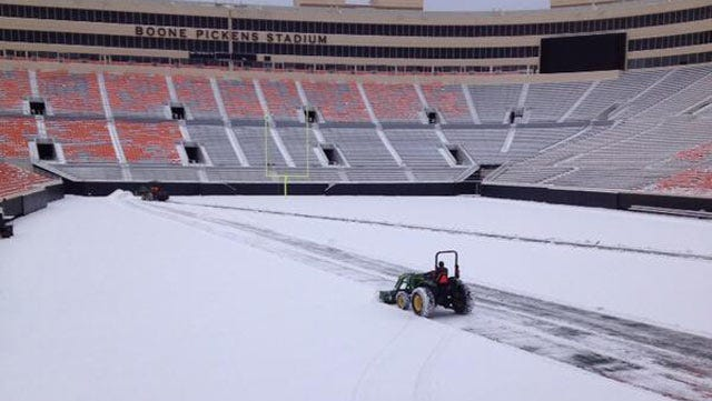 OSU: Boone Pickens Stadium Will Be Ready For Bedlam