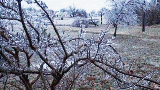 Thousands Without Power In Southeast Oklahoma