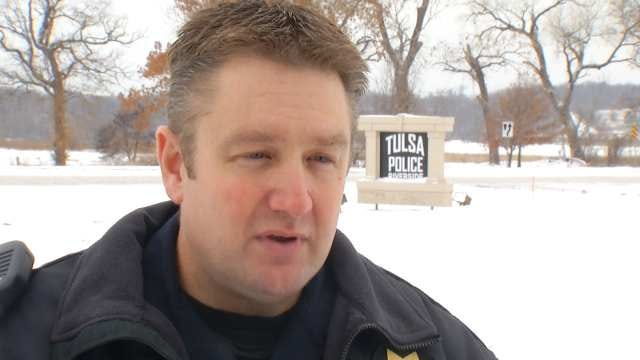 Tulsa First Responders Better Equipped Since Last Snow Storm