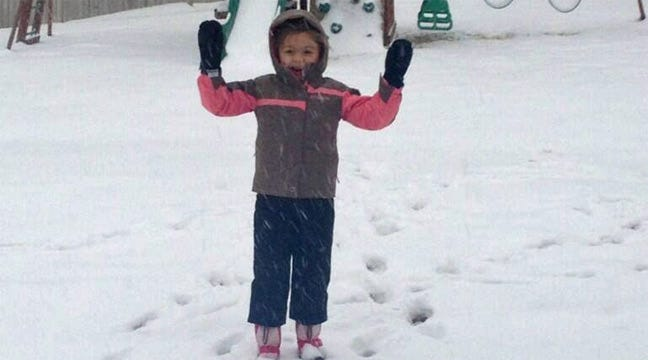 Viewers Share Snow Pics, Tweets With News On 6
