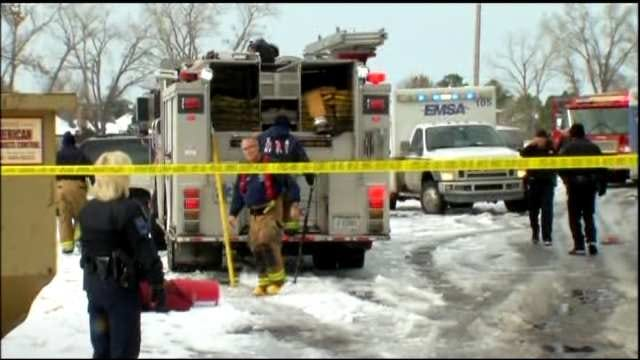 Tulsa 6-Year-Old Dies After Falling Through Ice On Joe Creek