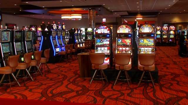 Osage Nation Opens New Casino In Skiatook