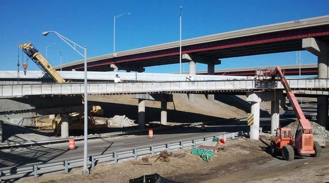 Bridge Redecking Leads To More Complicated Project On Tulsa's IDL