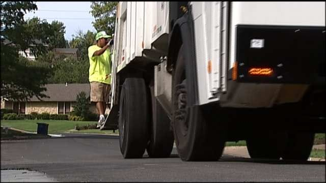 Getting Rid Of Tulsa Yard Waste At The Curb Will Now Cost You