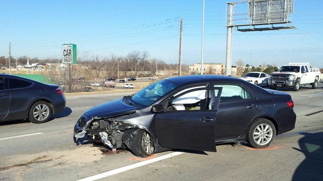 Tulsa Police Believe Stuck Accelerator May Have Led To Crash