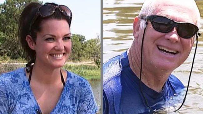 News On 6 Challenge: Can Lacie Lowry Out-Fish Dick Faurot?