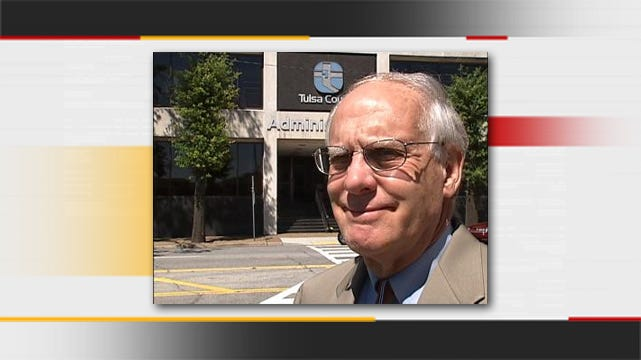 Tulsa County Commissioner Fred Perry Announces Resignation