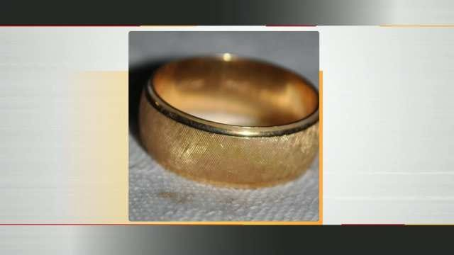 Hominy Woman Finds Wedding Band In Keystone Lake