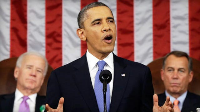 Obama: 'Thriving Middle Class' Key To Finishing Economic Recovery