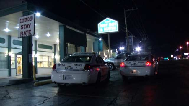 Robbers Strike Two Tulsa Motels, No Injuries Reported
